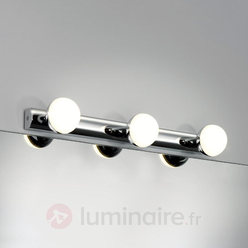 Applique LED Proxima à 3 lampes - Appliques LED
