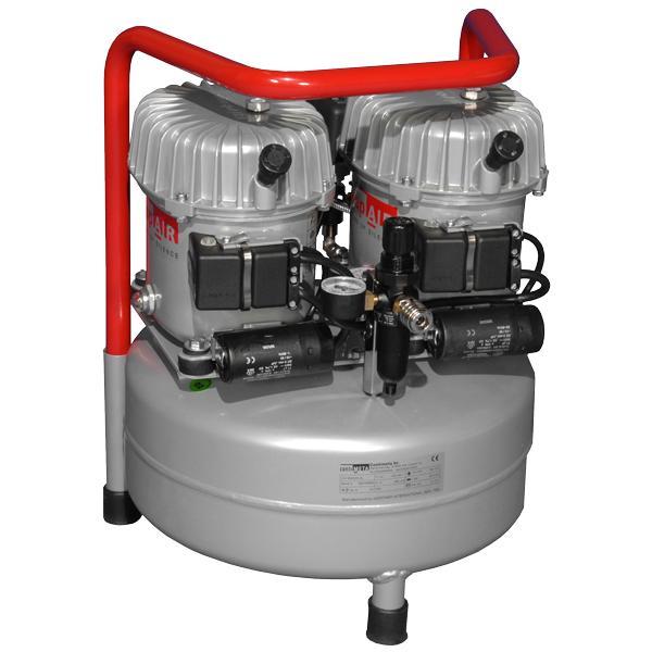 Whispair Kompressor CW100/24 - Ölgeschmierte Flüsterkompressoren