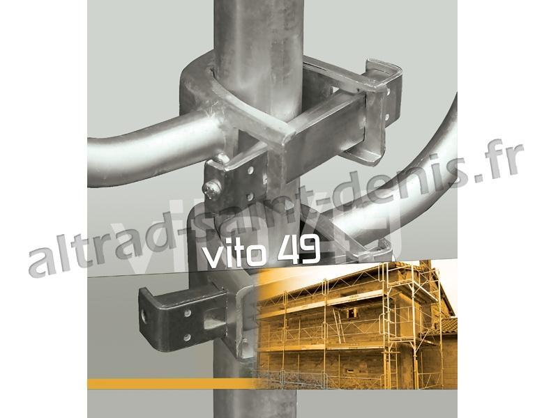 Echafaudage VITO 49 - Echafaudages Fixes
