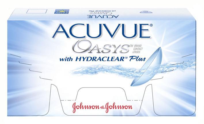 Lentillas Acuvue Oasys - ¡Lentes de contacto ACUVUE® OASYS ™ para acabar con los ojos secos!