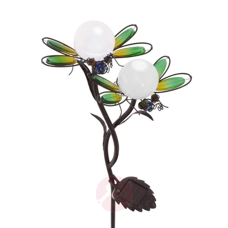 Lively LED solar light Hachi - Dragonfly - Decorative Solar Lights