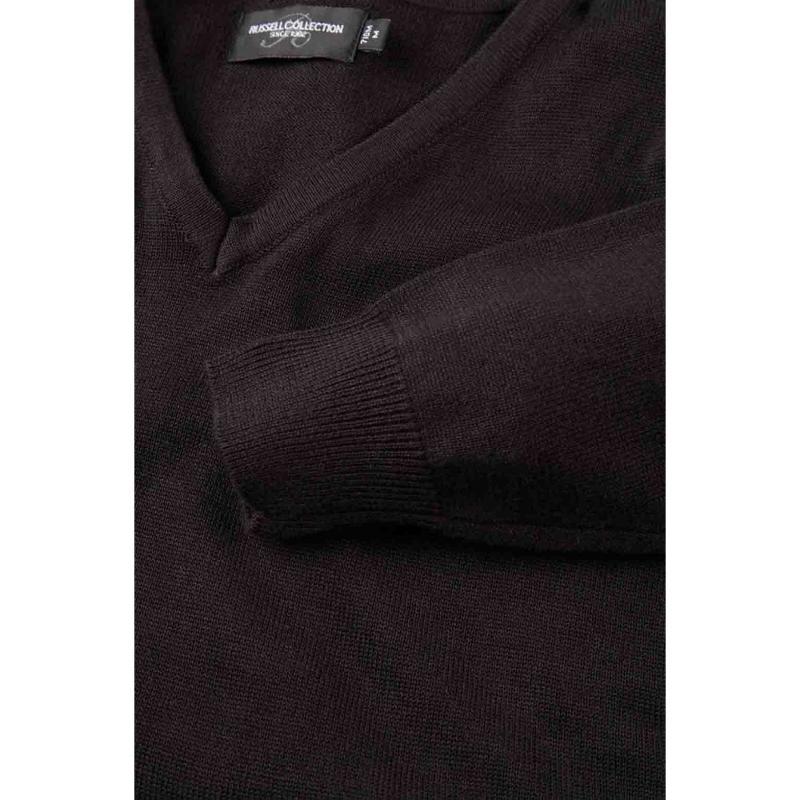 Pullover col V - Homme