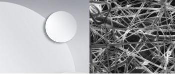 Kfbz And Sv Fiber-glass Prefilters - Filters for laboratories