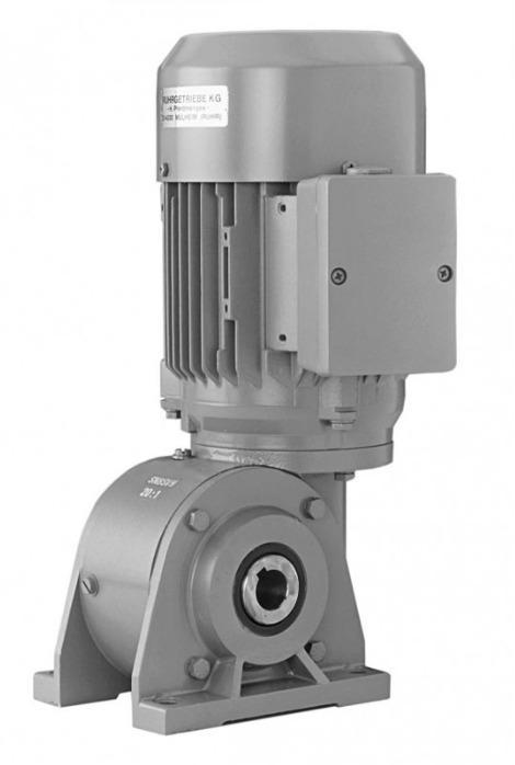 SN8SVH - Einstufiger Getriebemotor mit Hohlwelle