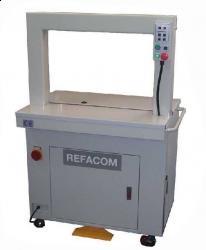 Omsnoeringsmachines voor pakken en kisten - Halfautomatische omsnoeringsmachines SS501