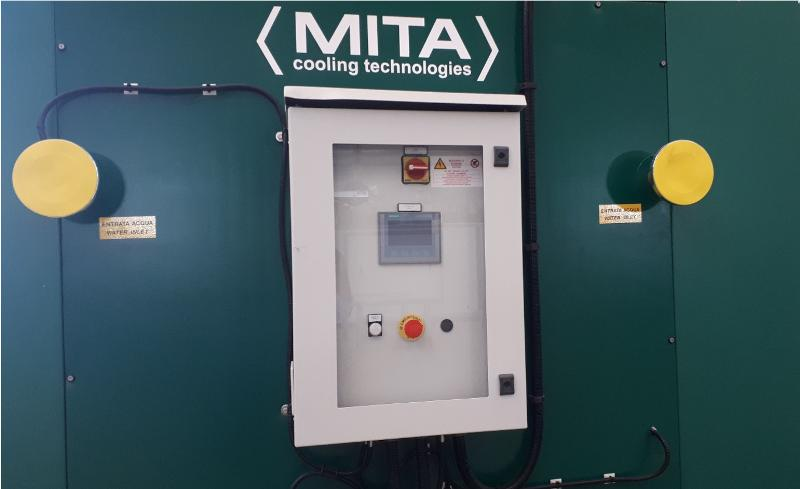 Energy Saving Mita Control System - Integrated systems