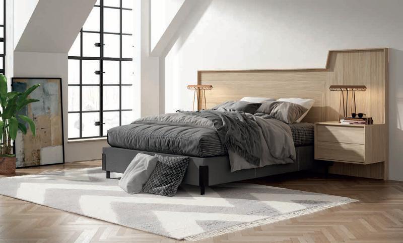 Composición De Dormitorio Para Hotel Y Hogar - null