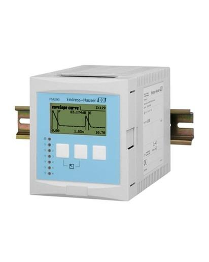 Mesure de niveau par ultrasons Time-of-Flight Prosonic FMU90 - Transmetteur pour jusqu'à 2 sondes de niveau FDU90/91/92/93/95