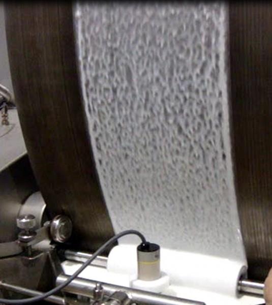 Machine Automatique cuisson 1 face sur tambour - Nems & rouleaux de printemps