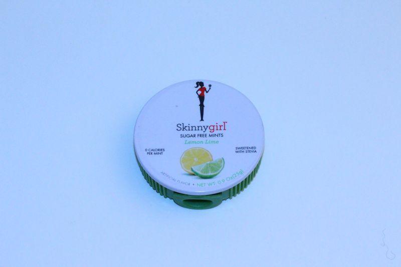 SKINNYGIRL Sugar Free Mints Lemon Lime -