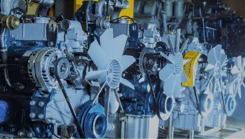 Двигатели,ДГУ,Зап.части,Компрессорные станции - Производитель дизельных двигателей