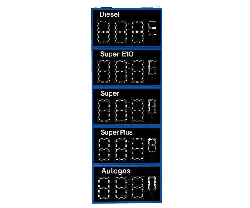 price signs - Quatro SMD LED