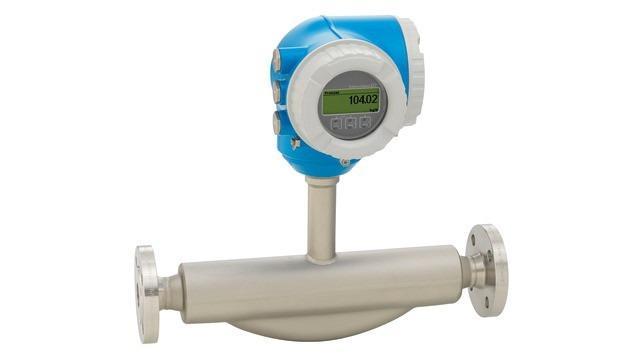 Caudalímetro de efecto Coriolis - F 300 -