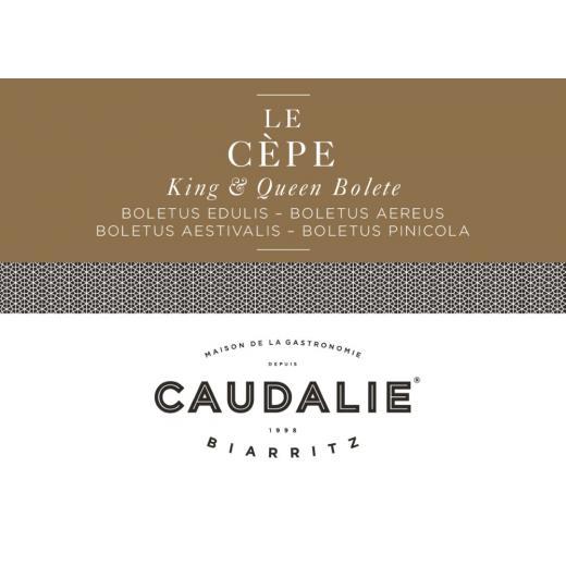 Producteur Artisan - Le Cèpe Morceau Surgelé - France - Champignons sauvages surgelés : Cèpes morceaux - 900G - France, récolte 2020