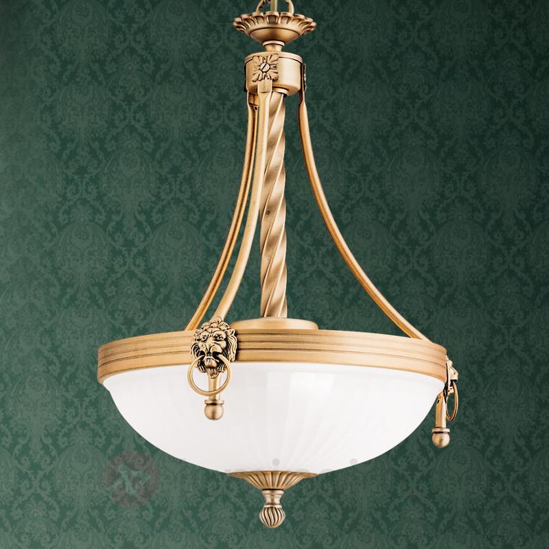 Suspension traditionnelle Noam - Suspensions classiques, antiques