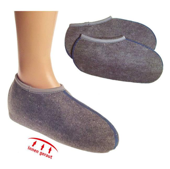 6599 - Boot socks - Softend Boots socks keep your feet warm in rubber boots and other stout shoes.