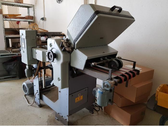 Stahl T 36/4 - F - Used Machine