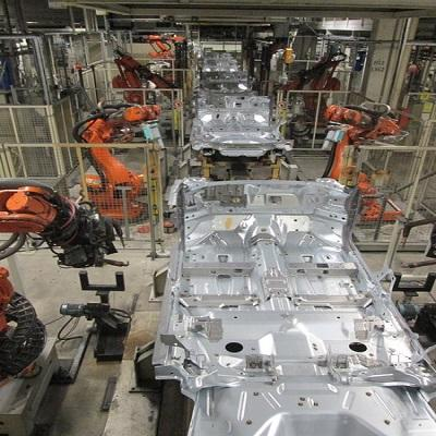 Volvo Car Body Production Lines - Volvo Cars Corporation – Car Body Production Lines