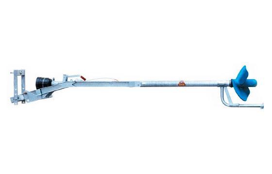 PTO mixer ZP 454/654 - Mixers