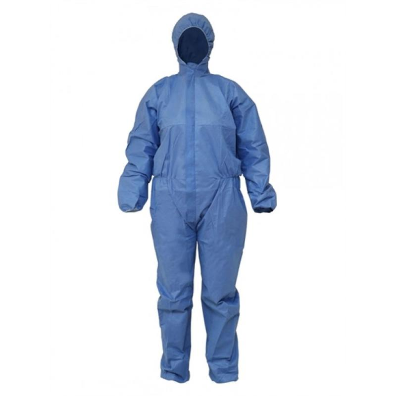 Sms Protective Coverall - MEDICAL TEXTILE