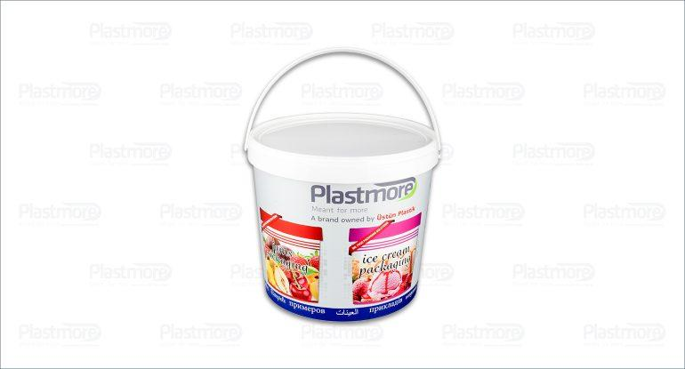 Pf10000 - originalitätssichere Plastmore runde Serie
