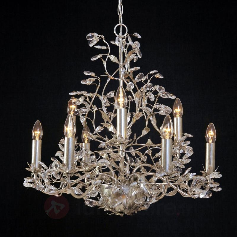 Magnifique lustre Buono à 9 lampes - Lustres designs, de style