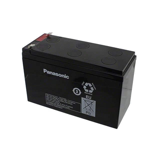 BATTERY LEAD ACID 12V 7.2AH - Panasonic - BSG LC-R127R2P