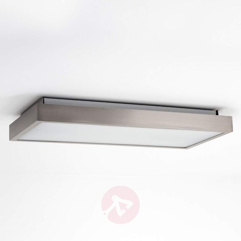 Vigga, Rectangular Ceiling Lamp, 50 cm - Ceiling Lights
