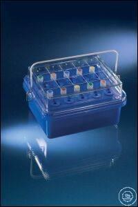 Accessories for refrigerating units - Kühlbox für Cryoröhrchen, PC Kühlbox für Cryoröhrchen, PC, zur Kühlung von...
