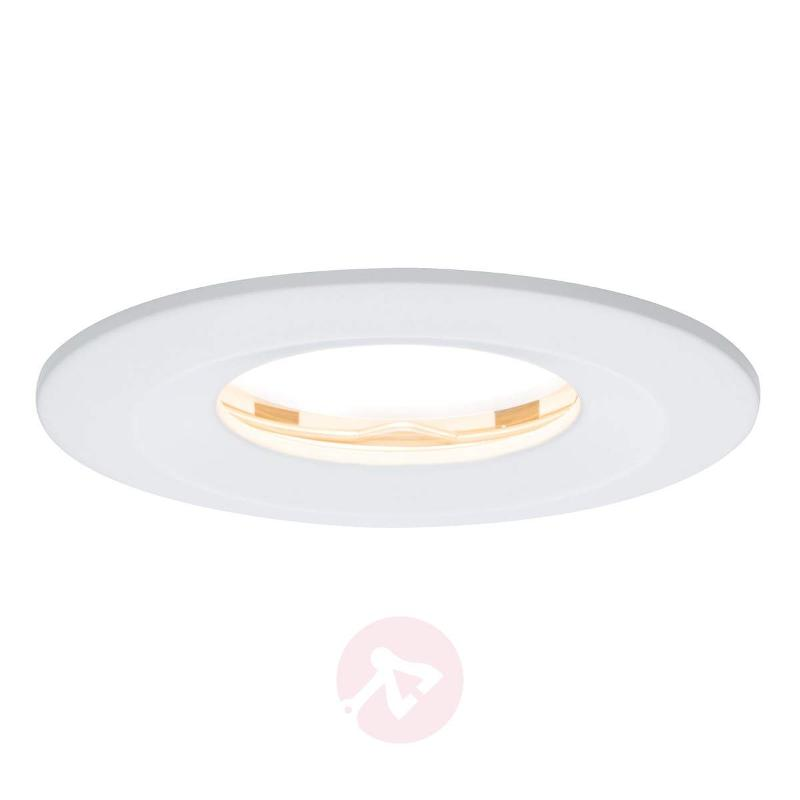 LED Coin Slim IP65 recessed light, dimmable - Recessed Spotlights