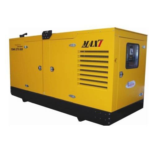 Stroomaggregaten - EUROMAX-4 generatoren - Euromax silence