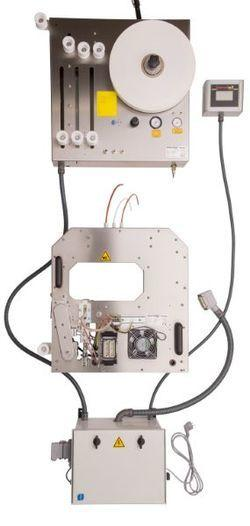 Modulare Banderoliermaschine -