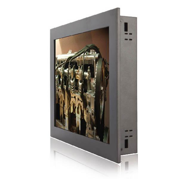15inch Resistive Touch Monitor/300cd(nit)/ 1024x768 -