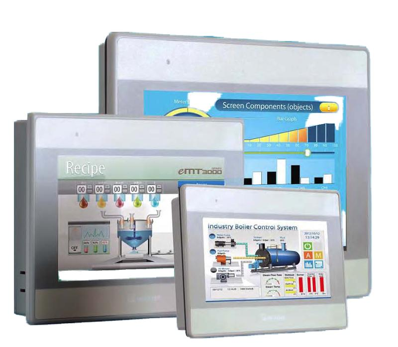 Serie iE - Terminali HMI Weintek