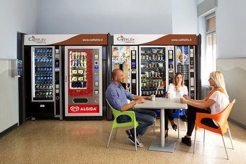 Allestimento aree ristoro - Installazione aree ristoro personalizzate