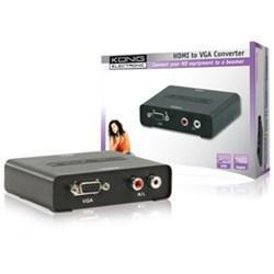 CONVERTISSEUR HDMI VERS VGA (CONVHDMIVGA) - null