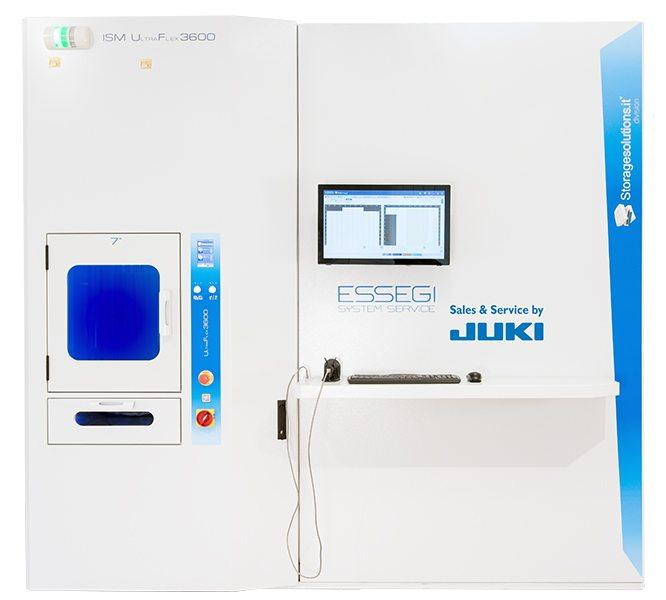 Smd Storage Tower - Automated ISM Ultraflex 3600