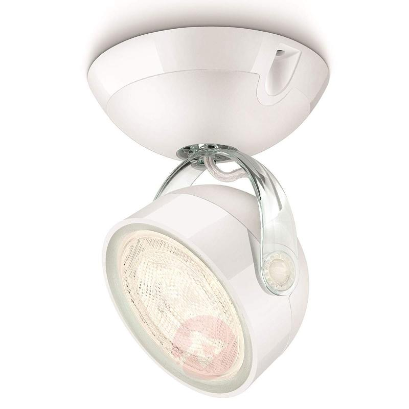 Dyna LED Spotlight White Single Bulb - Ceiling Lights