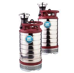 Submersible drainage pumps - KSC ® 237 bis 455