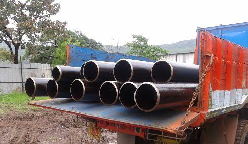 X80 PIPE IN MOROCCO - Steel Pipe