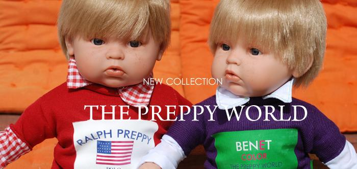 The Preppy World - The Preppy Ralph, The Preppy Benet