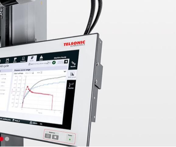 Sistemi di saldatura a ultrasuoni TSP - SONIQTWIST® - Il procedimento di saldatura a ultrasuoni per le situazioni più es
