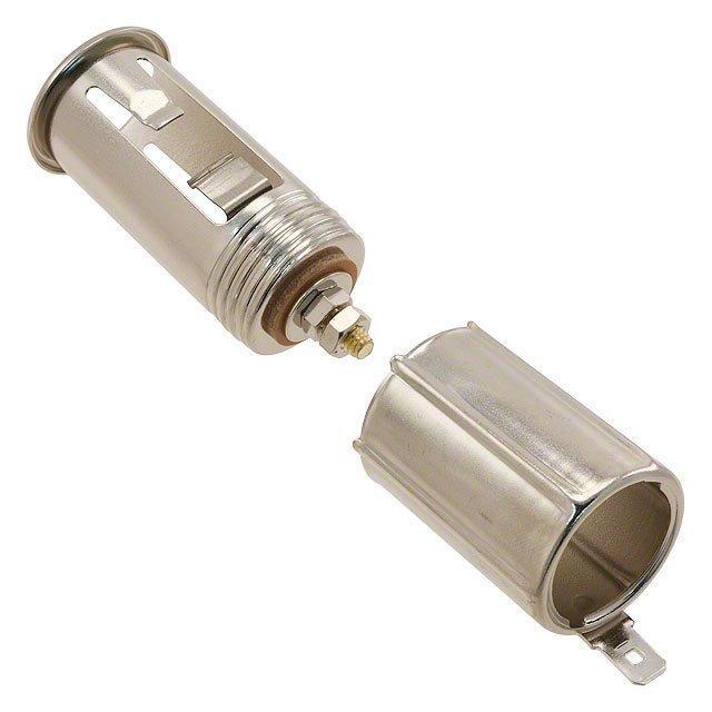 SOCKET CIGARETTE INSERT-LOCK MTL - MPD (Memory Protection Devices) ZA2060