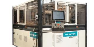 RFID Inlay Production - WCE2000 - Automatic Production System
