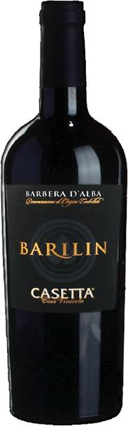 BARBERA D ALBA BARILIN D.O.C. - null