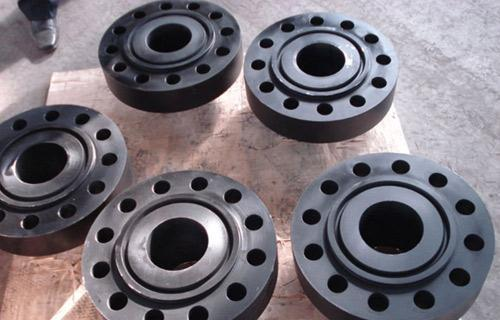 THREADED FLANGE - Steel flanges