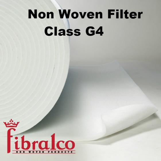 Air Filter - Non woven filters for air and dust filtration