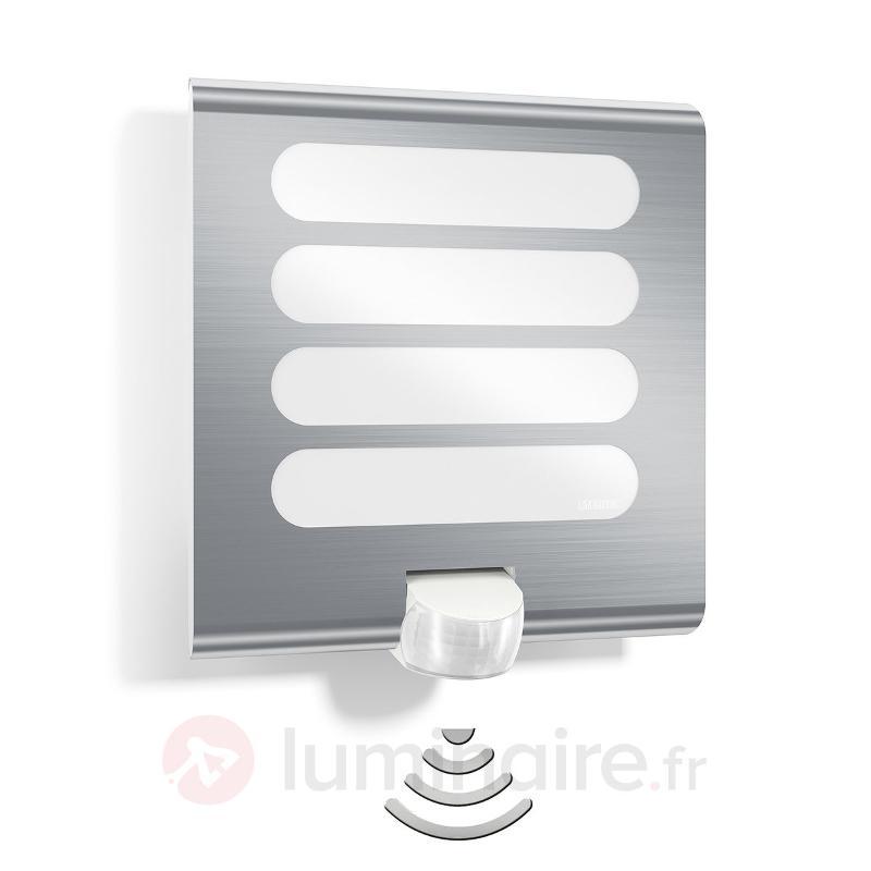 Applique d'extérieur inox L224 avec détecteur IR - Appliques d'extérieur avec détecteur