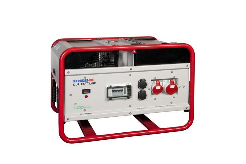 POWER GENERATOR for Professional users - ESE 1306 DSG-GT/A DUPLEX