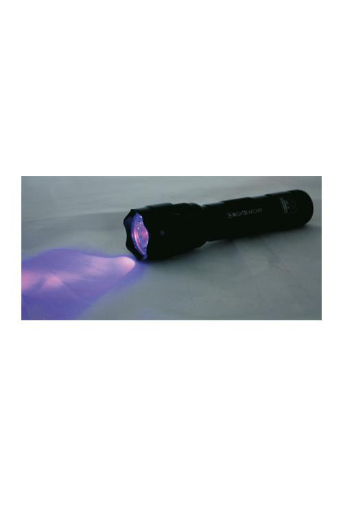 Torche LED  - UV395 IP65 – Rechargeable
